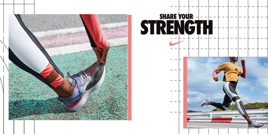 RUN 2020 WITH NIKE FACTORY STORE